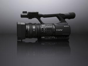 Sony HDR-FX1000E  - dla pasjonatów wideofilmowania