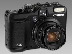 Canon PowerShot G10 - wyczekiwany następca G9-tki już jest!