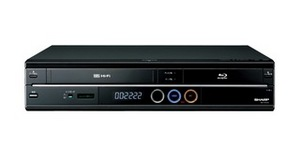 AQUOS BD-HDV22 - VHS wciąż żywe