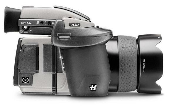Photokina 2008: Hasselblad H3DII-50 - Swiatobrazu pl