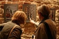 Patrzę na Kraków - relacja z wystawy