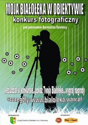 Konkurs fotograficzny: Moja Białołęka w obiektywie