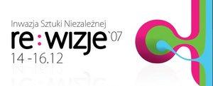 Zgłoś projekt do udziału w Re:wizjach 2008!