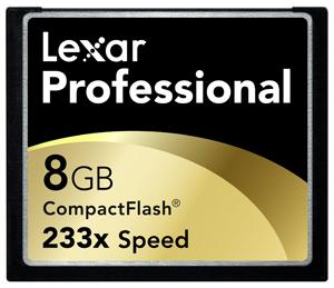 Nowy Lexar Compact Flash