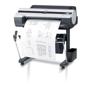 Nowe drukarki wielkoformatowe Canon: iPF810, iPF820, iPF605
