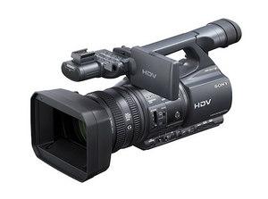 Sony FX 1000e: test kamery
