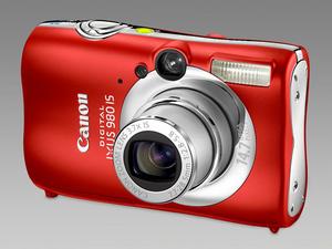 Canon IXUS 980 - seria limitowana