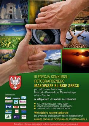 III edycja konkursu Mazowsze bliskie sercu