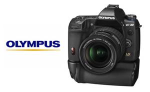 Olympus prezentuje E-30