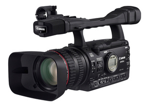 Nowe profesjonalne kamery HD Canona: XH G1S i XH A1S