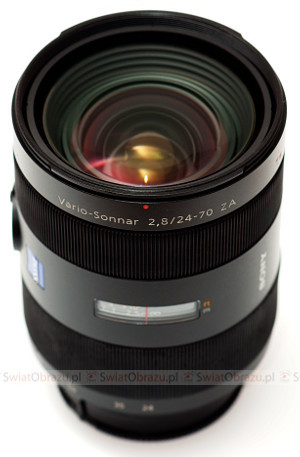 TEST: Sony Vario-Sonnar 24–70 mm F2.8 ZA SSM