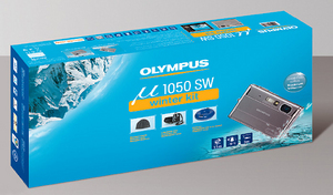 Olympus µ 1050 SW Winter Kit