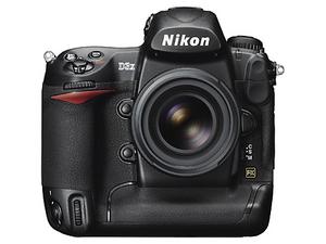Nikon D3X oficjalnie