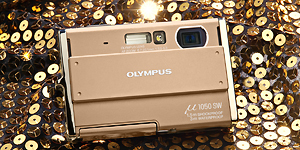 Szampański towarzysz - nowa odsłona Olympus mju 1050 SW