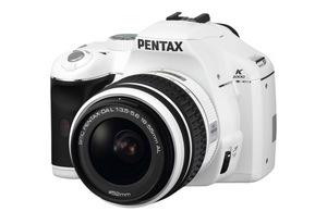 Biały kruk - nowa odsłona Pentaxa K2000