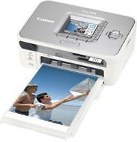 Canon Selphy CP740 oraz CP750 - mobilna pocztówka