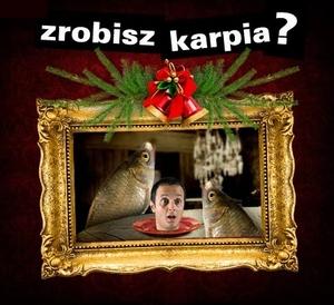 Polowanie na Karpia! - konkurs świąteczny