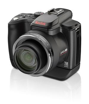Nowości Kodaka - Z980 z 24krotnym zoomem optycznym i kompakty serii M