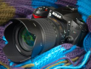 Nikon D90 - test