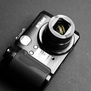 Czarny wojownik. TEST: Nikon COOLPIX P6000
