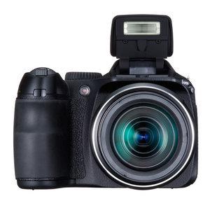 TEST Fujifilm FinePix S2000HD - Technologia HD w hybrydzie