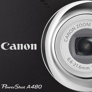 Mały, lekki i poręczny - nowy aparat Canon PowerShot A480