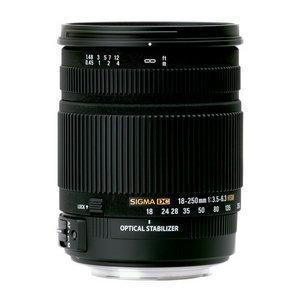 Nowy zoom: Sigma 18-250 F3.5-6.3 DC OS HSM