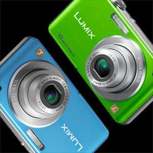 Kolory tęczy - nowe kompakty Panasonic - Lumix DMC-FS7 i FS6