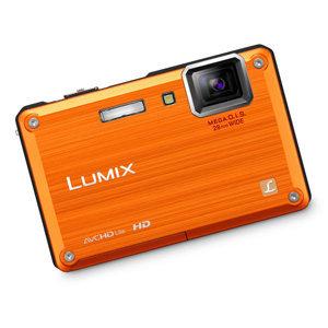 Absolutna nowość Panasonica - Lumix DMC-FT1