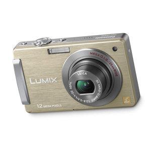 Wyższy iloraz sztucznej inteligencji. Panasonic Lumix DMC-FX550