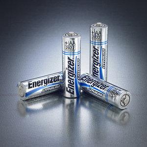 Zakres 100 stopni w skali Celsjusza nie straszny dla nowych baterii Energizer Ultimate Lithium
