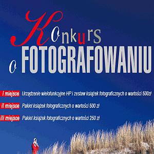 Konkurs o fotografowaniu