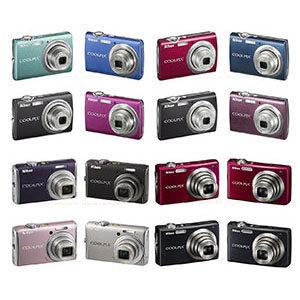 Nikon zaprezentował nowe kieszonkowe kompakty Coolpix S220, S230, S620, S630