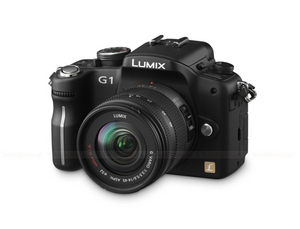 Lumix DMC-G1 - firmware 1.2