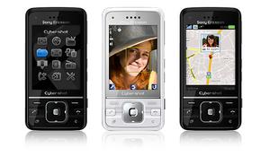 Aparat w telefonie - telefon w aparacie. Sony Ericsson C903 Cyber-shot