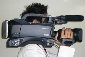 Nowa, profesjonalna kamera Panasonic - AG-HPX301E P2HD