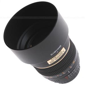 Optyka made in Korea - Samyang 85mm F/1.4
