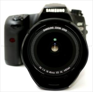 TEST: SAMSUNG 16-45mm F4 ED D-Xenon
