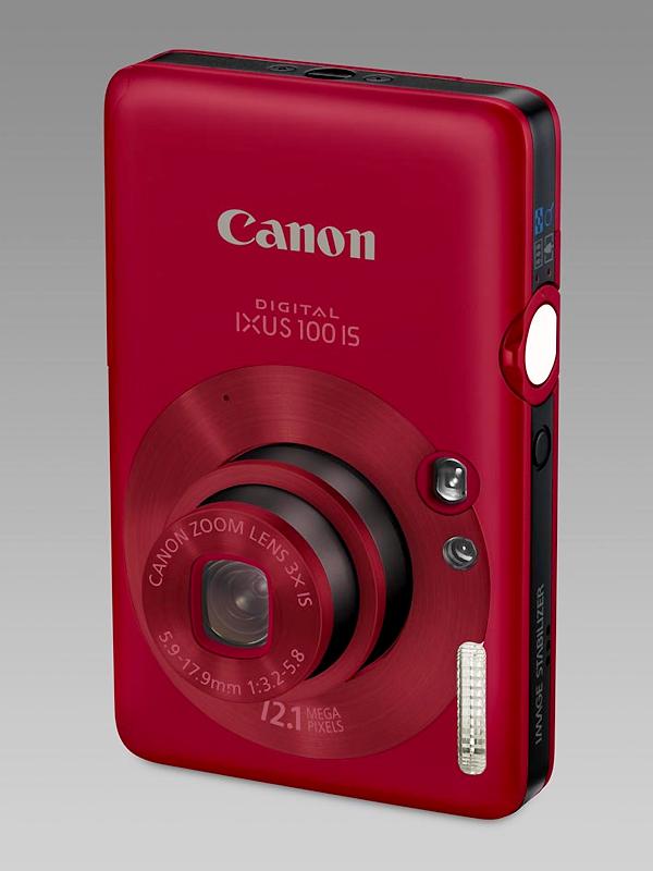 canon prezentuje digital ixus 100 is i digital ixus 95 is sprz t foto kompakty. Black Bedroom Furniture Sets. Home Design Ideas