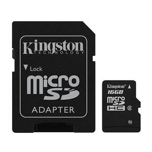 Nowa karta Kingston microSDHC 16 GB - szesnaście gigabajtów szarych komórek dla twoich multimediów