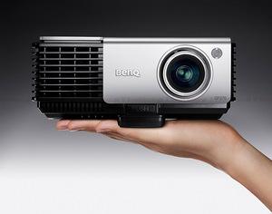 BenQ CP270 z HDTV- telewizja wysokiej rodzielczości na wynos