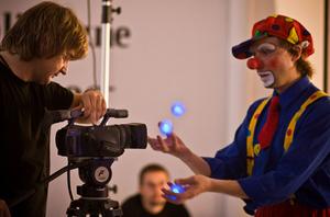 Cyfrowa Kreacja Obrazu - warsztaty na targach Film Video Foto