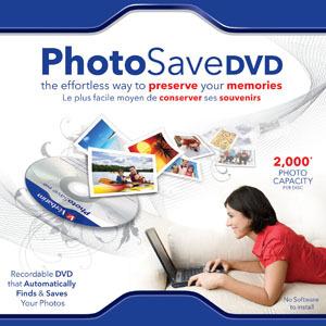 Inteligentna płyta DVD do archiwizacji zdjęć