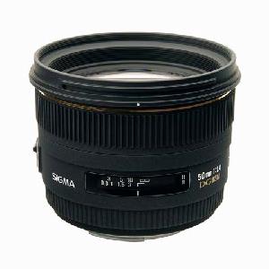 Sigma 50mm f/1.4 EX DG HSM - firmware 1.1