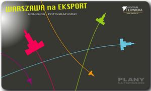 Konkurs: Warszawa na eksport