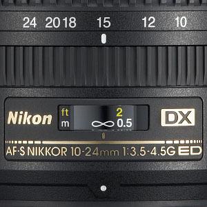 AF-S DX NIKKOR 10-24mm f/3.5-4.5G ED - nowy obiektyw Nikon