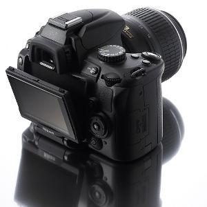 Nikon D5000 - nowy filmujący Nikon