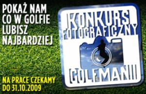 Golfmania - druga edycja konkursu fotograficznego