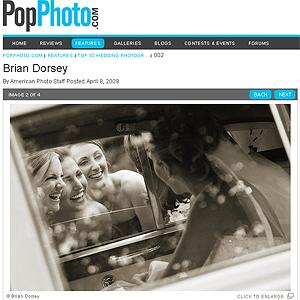Amerykańska lista najlepszych fotografów ślubnych