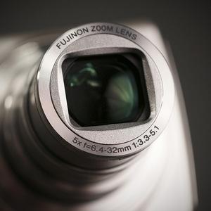 TEST: Fujifilm FinePix F200EXR